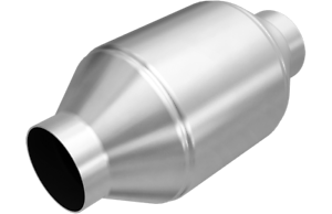MagnaFlow 400 Zeller Keramik Katalysator BMW 3er 63mm C4b