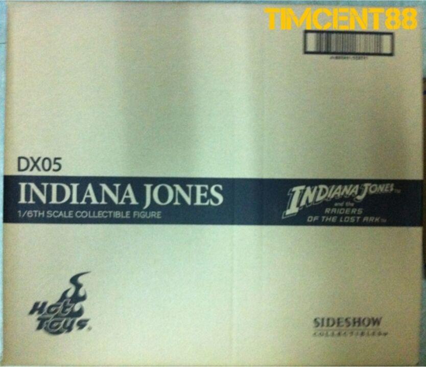 tienda hace compras y ventas Ready  Hot Juguetes DX05 Raiders of the the the Lost Ark Indiana Jones 1 6 Figura Sealed  el más barato