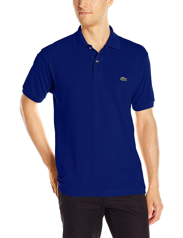 Lacoste Ocean Classic Piqué L.12.12 Polo Shirt