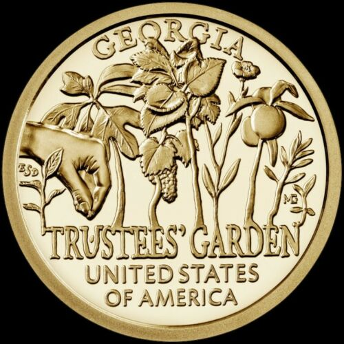 """2019 Receive All 4 American Innovation /""""Brilliant Uncirculated/"""" Dollar Coins"""