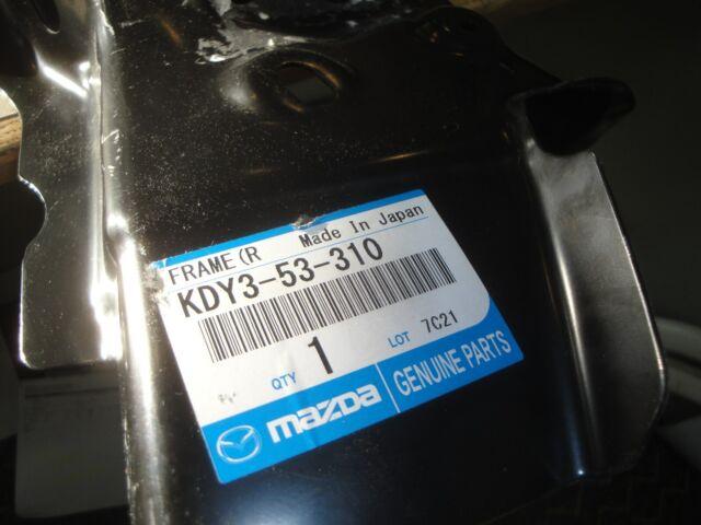 SNR RADLAGERSATZ arrière Mazda 1462117