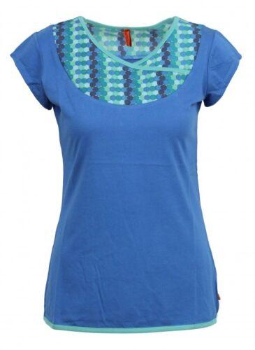 Ladies shirt Manla T Indigo Tranquillo q6FwnaPZxF