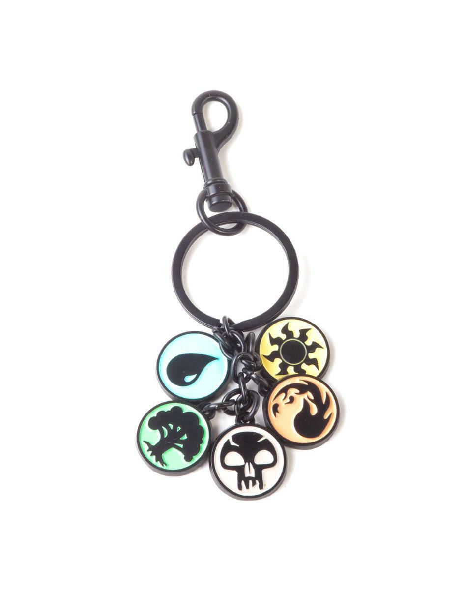 Hasbro - Magic - Keychain With Metal Charms Multicolor