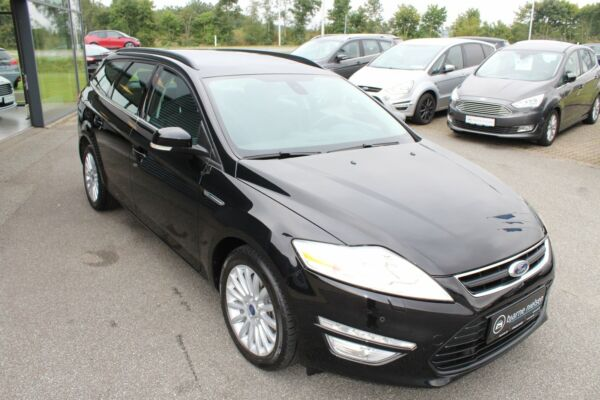 Ford Mondeo 2,0 TDCi 140 Collection stc. aut billede 7