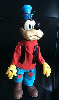 Walt Disney World Souvenir Goofy Made by Applause Inc 1970