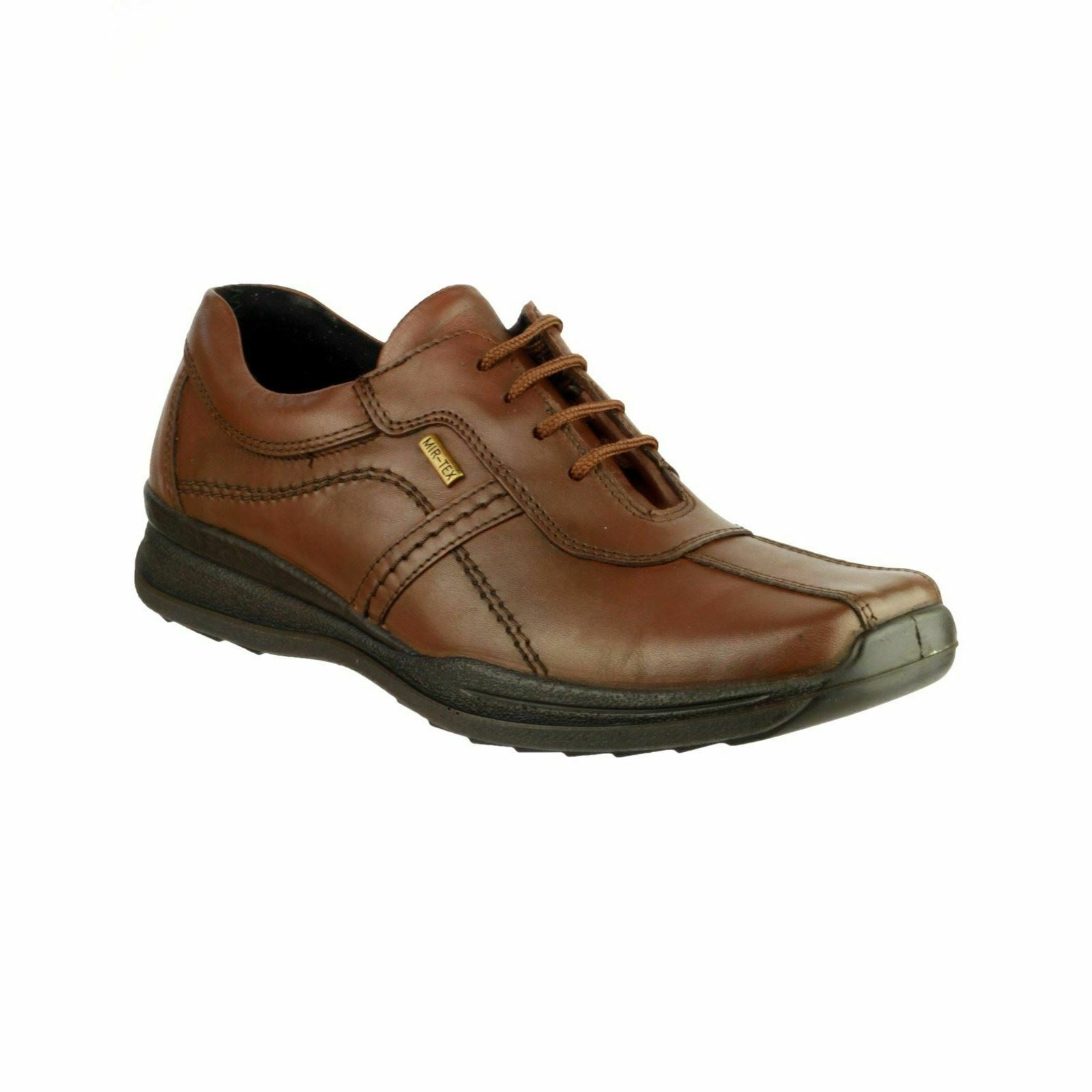 Cotswold Cam Brown Lace Mens shoes Leather