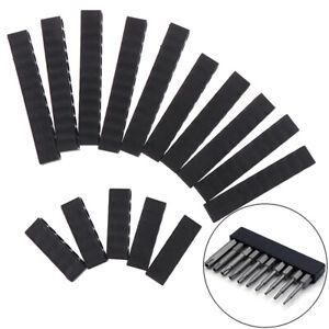 5Pcs-Set-6-10-12-holes-hex-shank-screwdriver-bit-holder-storage-dril-accessMO0K