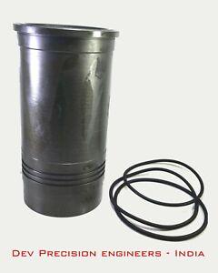 SABB 2J 100mm Bore Cylinder Liner With O-ring Part No 2J21N-000400 Marine engine