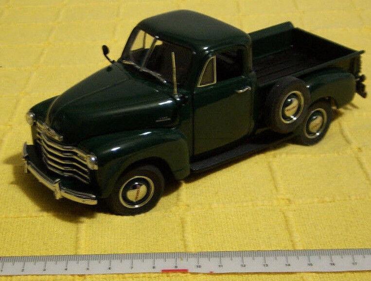 Furgoneta Chevrolet Pickup 1953 Danbury Mint 1 24
