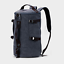 Men-039-s-Large-Canvas-Backpack-Shoulder-Bag-Sports-Travel-Duffle-Bag-Hand-Luggage thumbnail 13