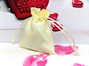 5X-Drawstring-Bag-Satin-Silk-Luxury-Jewellery-Christmas-Gift-Wedding-Pouches