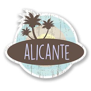 2 x Fuerteventura Vinyl Sticker Travel Car Luggage #9180
