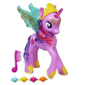FidèLe Poupée My Little Pony Princess Sparkle Pour ExpéDition Rapide