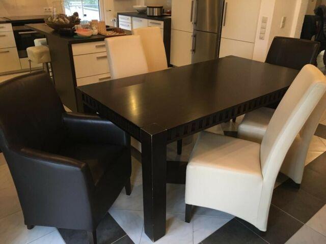 Esstisch Mit 6 Stühlen Gebraucht 180x90