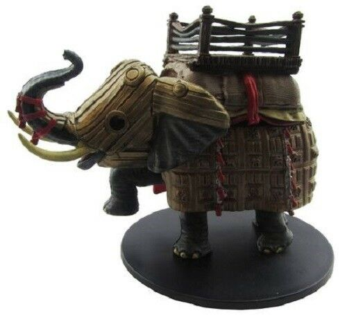 D&D Dungeons & Dragons Waterdeep Dragon Heist Elephant 43 44