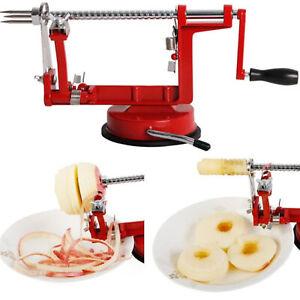 New-Fruit-Cutter-Corer-3-in-1-Slicer-Kitchen-Tool-Apple-Slinky-Machine-Peeler