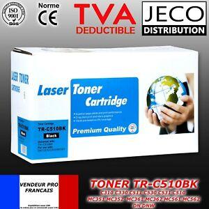 Toner compatible OKI 44469804 C530dn/MC561/MC362w/MC562wMFP noir couleur 5000p