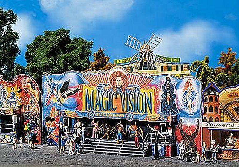 Faller h0 459 140459 fiera bottega di Magic Vision NUOVO