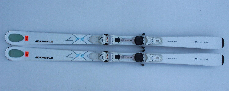 KASTLE LX 72 170 CM  SKIS SKI + MARKER K11 CTI  N111  the newest brands outlet online