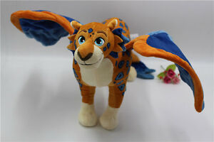 New-Disney-Authentic-14-034-The-Elena-of-Avalor-Skylar-Plush-Doll-Toy