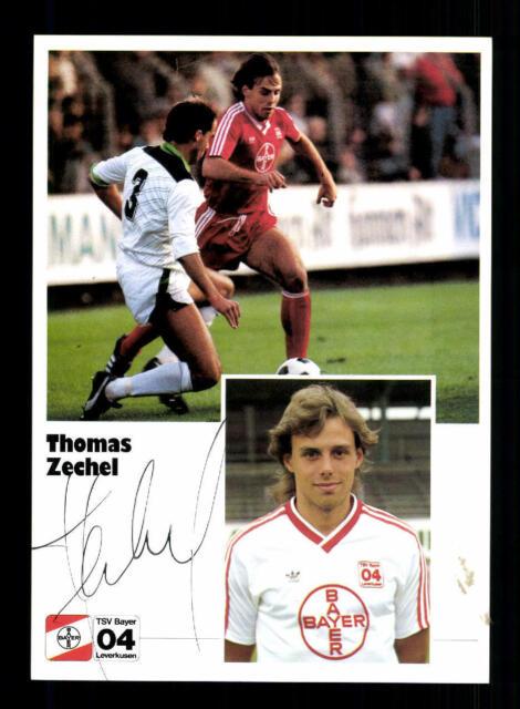 Radoslaw Kaluzny Autogrammkarte Bayer Leverkusen 2003-04 Original A 190177