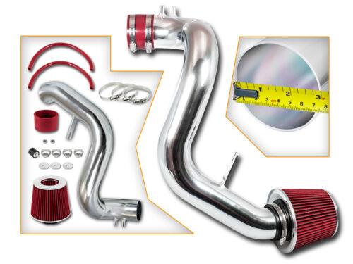 BCP RED For 11-14 Sonata//11-15 KIA Optima 2.4L L4 Cold Air Intake Kit Filter