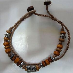 Surfer-Silver-Butterfly-Bracelet-Wristband-Bangle-Womens-Ladies-Girls-Jewellery