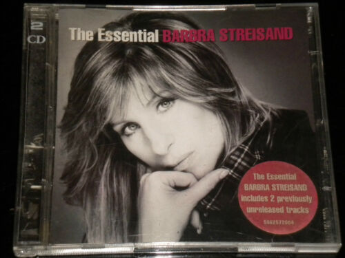 1 of 1 - The Essential Barbra Streisand - 2CDs Album - 40 Great Tracks - 2002