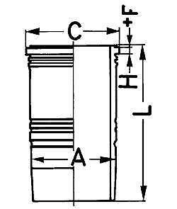 CYLINDER-LINER-SLEEVE-KOLBENSCHMIDT-89-518-110