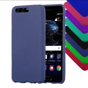 Case-for-Huawei-Protection-Cover-matt-colors-Bumper-Silicone-Shockproof