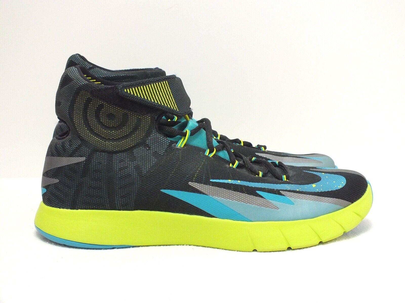 c01a92e0e8aa Nike Zoom Hyperrev Men s Basketball Basketball Basketball Shoes Blk V  Green M SIlver