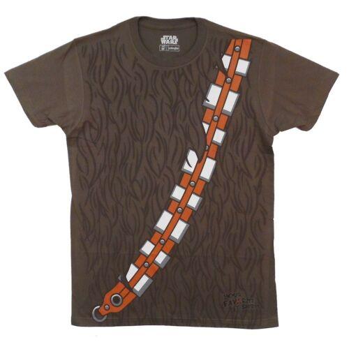 Star Wars I Am Chewbacca Costume Licensed Adult T Shirt
