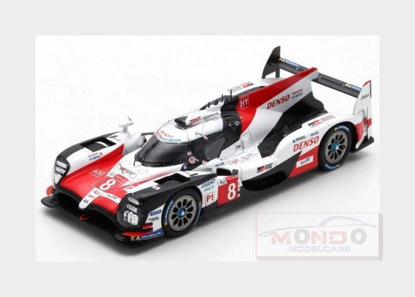 Jugueteota Ts050 Hybrid 2.4L  8 Winner Le Mans 2018 Alonso Buemi SPARK 1 43 43LM18