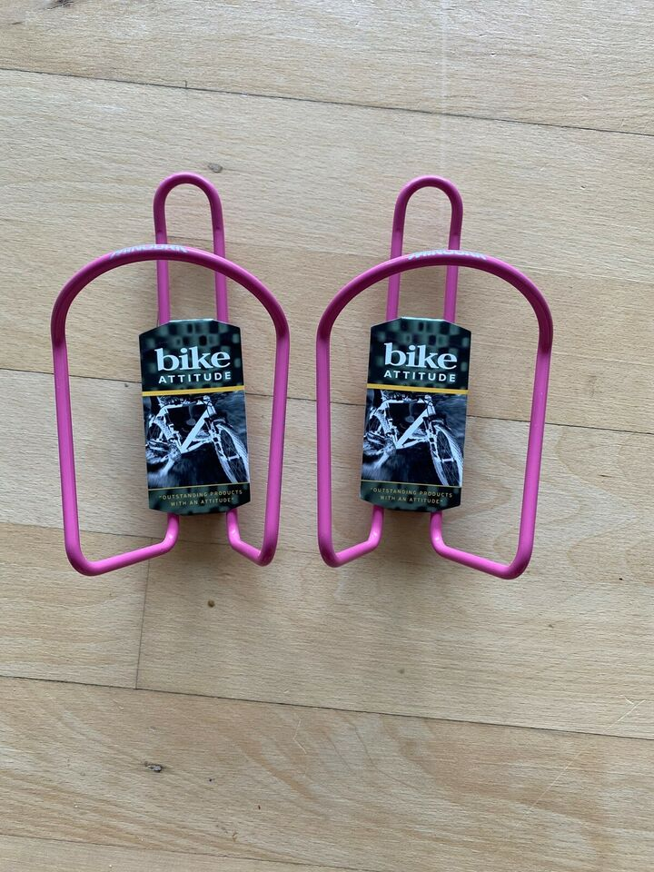 Flaskeholder, Bike Attitude