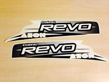 Aeon Cobra Revo Quad Bike ATV Quality 3M Tank Decals Stickers
