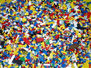 Lego-800-Mixed-Bricks-Parts-and-Pieces-All-clean-and-genuine-Bulk-Job-Lot