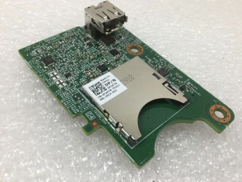 DELL INTERNAL DUAL SD RISER CARD FOR POWEREDGE FC630 M630 M830 P2KTN 0P2KTN