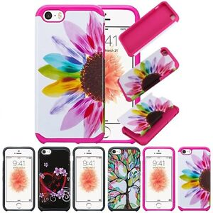 For-Apple-iPhone-5-5S-Hybrid-Hard-Astro-Armor-Protective-Case-Cover