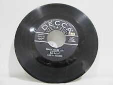 """45 RECORD 7"""" SINGLE -BILL HALEY AND HIS COMETS- MARY MARY LOU"""