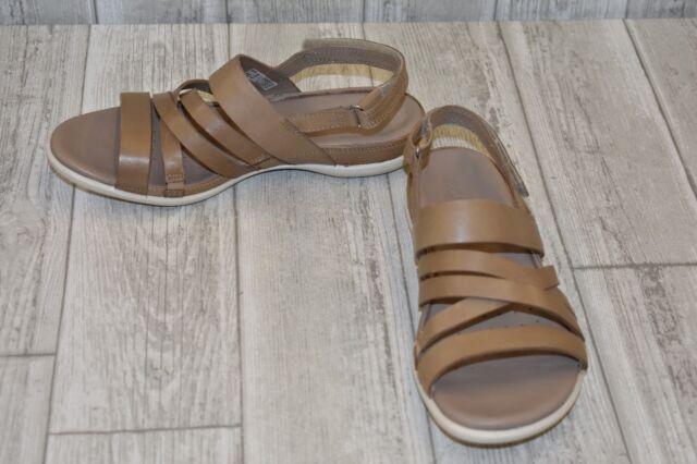 ECCO Flash Sandals Women's Size 8 Dune