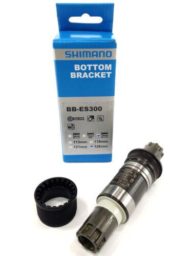 Shimano BB-ES300 73 x 126mm Octalink V2 Spline English Bottom Bracket