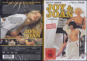 Joy-amp-Joan-DVD-Brigitte-Lahaie-Isabelle-Solar-NEU-amp-OVP