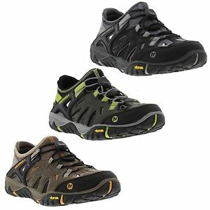e483e929246e New Merrell Allout Blaze Sieve Mens Walking Watersport Shoes Size UK ...