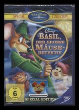 DVD WALT DISNEY - BASIL DER GROSSE MÄUSEDETEKTIV - SPECIAL EDITION - COLLECTION