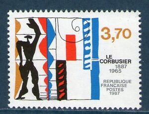 TIMBRE-N-2470-NEUF-XX-LUXE-LE-CORBUSIER-LE-MODULOR