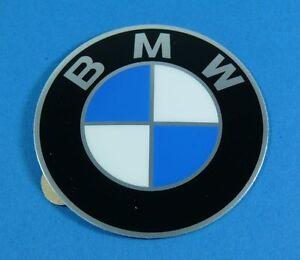bmw emblem original teil selbstklebend z b felgen 58mm. Black Bedroom Furniture Sets. Home Design Ideas
