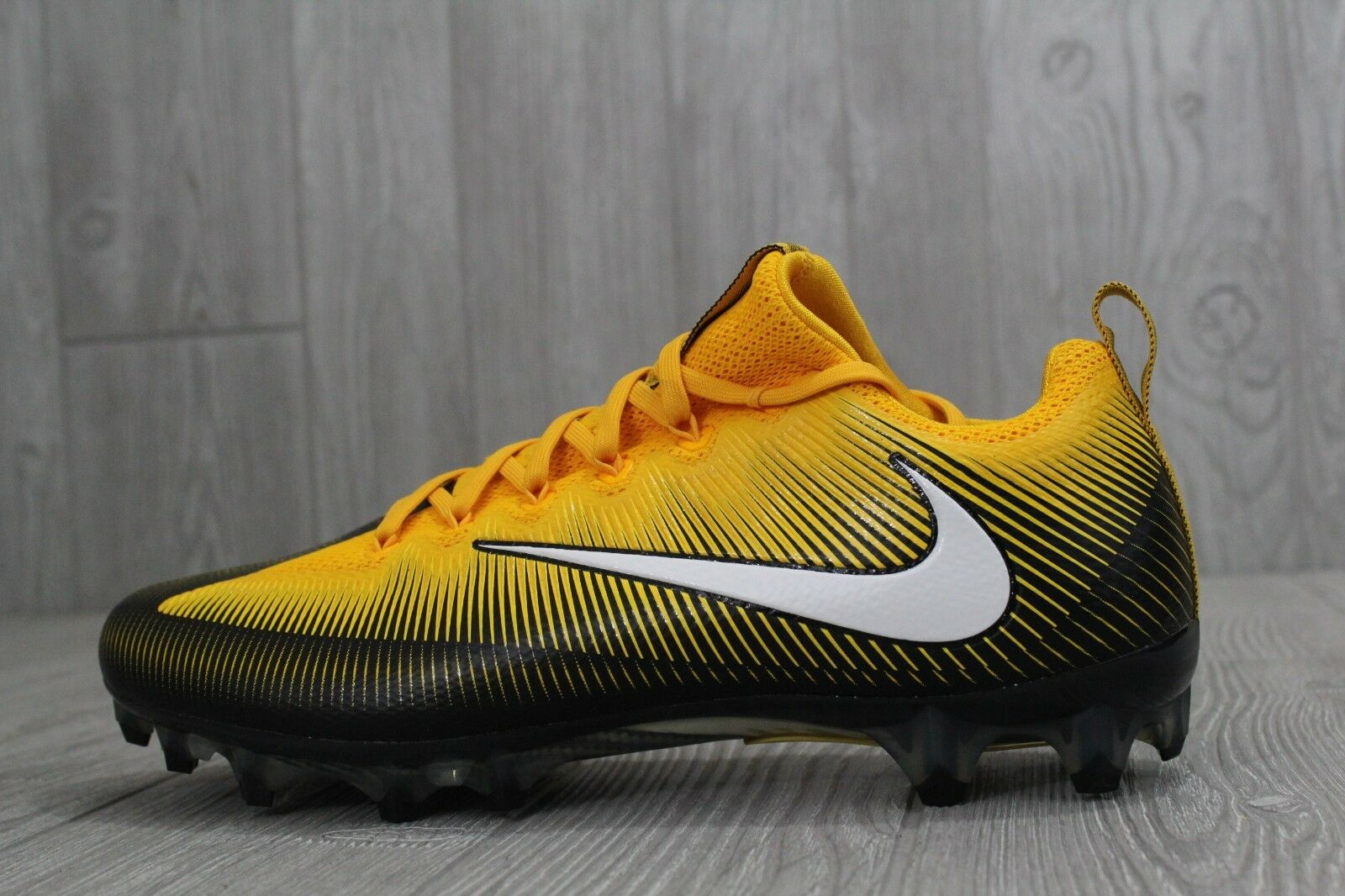 31 Nike Vapor Untouchable Pro Men's Football Cleats Yellow Black 839924-025 12 Cheap women's shoes women's shoes