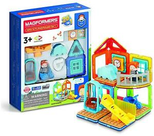 Magformers-MAX-039-S-PLAYGROUND-Educational-Construction-Building-Stem-Toy-BN