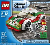 Lego City Lego 60053 Lego Vehicles Race Car Building Toy Brand Boys Girls