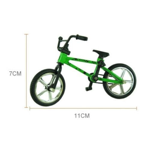 MINI lega dito BMX BICICLETTA BICI MODELLO Fan bambini giocattolo regalo Decor opulento